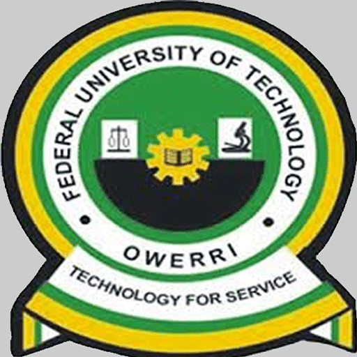 Federal University of Technology Owerri (FUTO) Post UTME / DE Screening Form for 2019/2020 Academic Session
