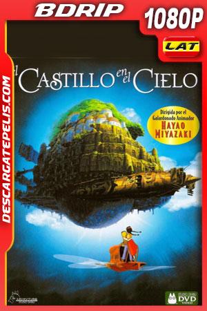 El castillo en el cielo (1986) 1080p BDrip Latino – Ingles