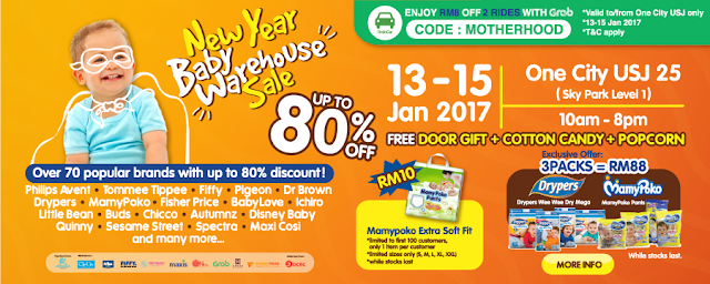Malaysia New Year Baby Warehouse Sale