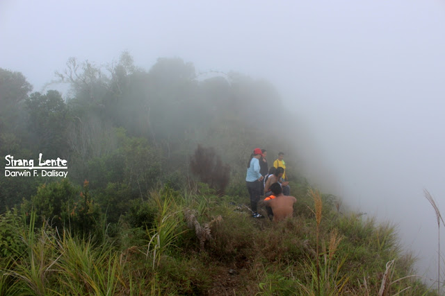 summit of Mt. Tenglawan