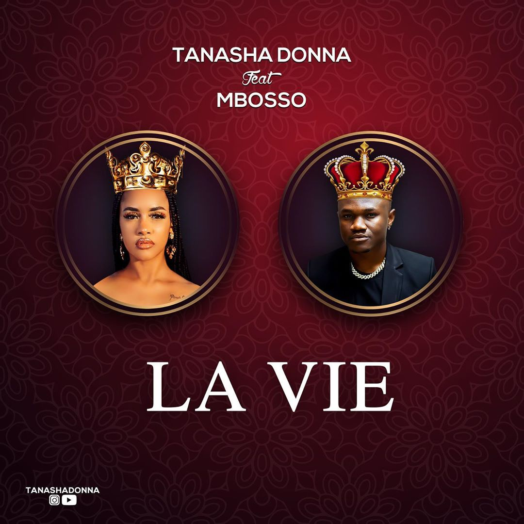 Download Mp3 Audio | Tanasha Donna Ft Mbosso - La Vie