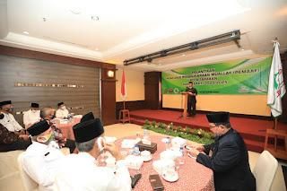Pelantikan Pengurus PEMAAF Kota Tarakan Periode 2020-2025