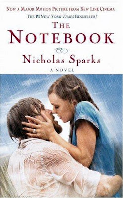 The Notebook by by Nicholas Sparks