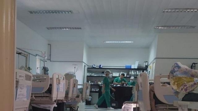 Hospital de Patos está neste sábado com 95% dos leitos de Covid-19 ocupados