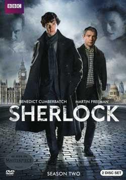 Sherlock (2012) Season 2 Complete