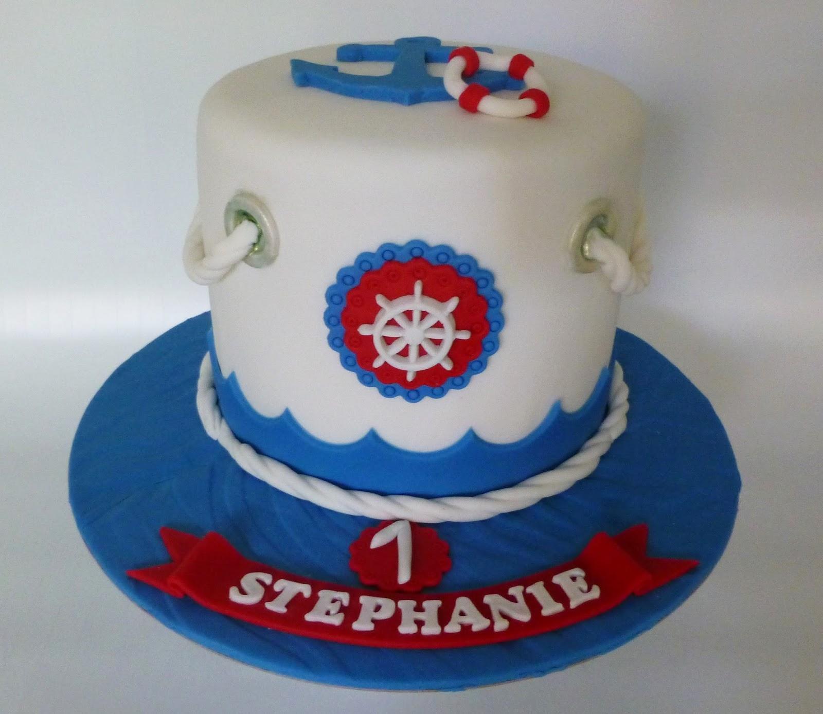 Cakesophia Stephanies 1 Birthday Second Part