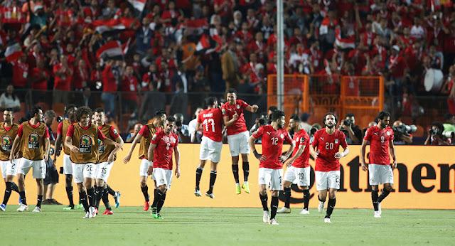 هل منتخب كينيا هو الاقرب لمواجهة مصر فى دور الـ 16 ؟