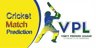 DVE vs LSH Qualifier 1 VPL T10 Vincy Premier League Today T10 Match Prediction
