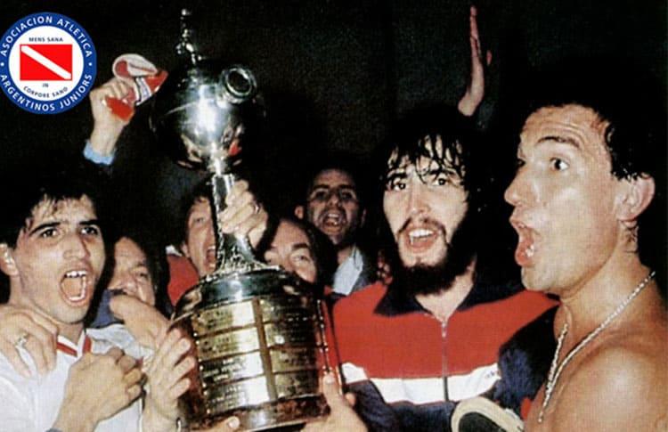 argentinos juniors campeon