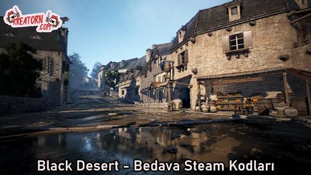Black-Desert-Bedava-Steam-Kodlari