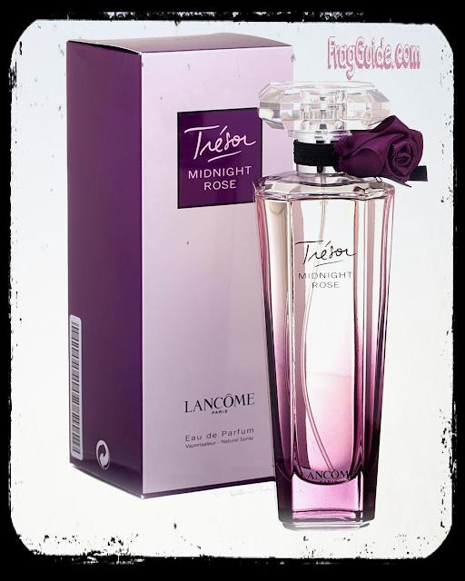 عطر لانكوم تريزور ميدنايت روز Lancome Tresor Midnight Rose   نفحات عطرية رومانسية