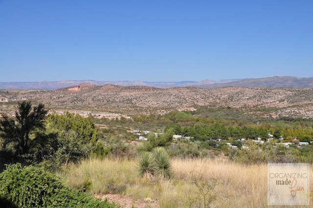 Tiny House views in Verde Valley Cottonwood, AZ
