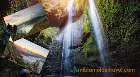 Madakaripura Waterfall, Bromo Sunrise Tour 2 days