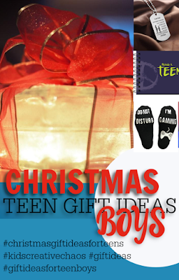 Thoughtful Gifts for Teenage Boys this Christmas