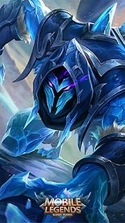 Helcurt Ice Scythe Heroes Assassin of Skins V1