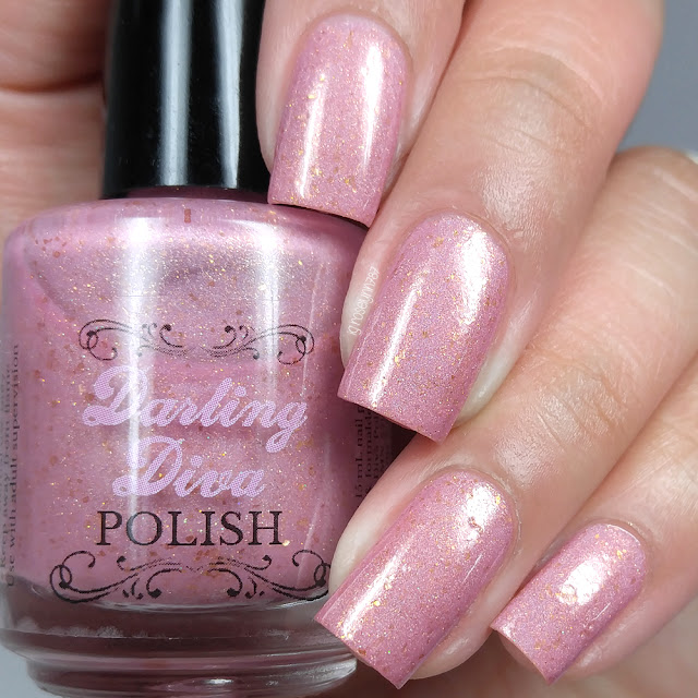 Darling Diva Polish - They Sucked His Brains Out!