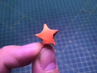 Shop mua sao giấy xếp sẵn theo mẫu tại tphcm | lợi nguyễn origami
