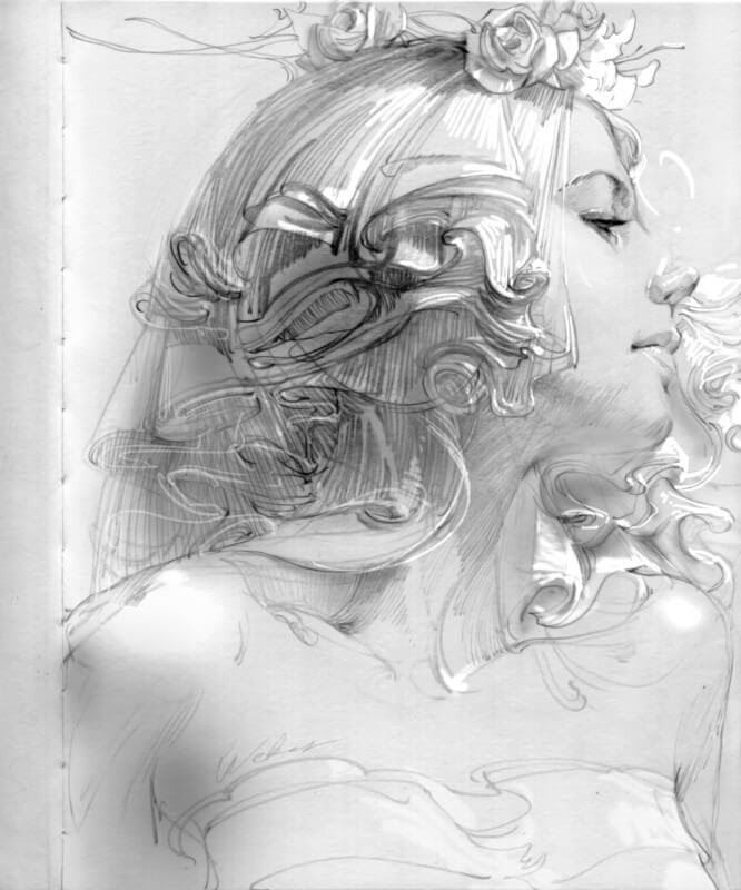 08-Zhang-Weber-Layers-in-Pencil-Portrait-Drawings-www-designstack-co
