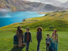 A Wrinkle in Time drehort