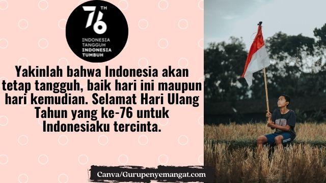 Quotes Tentang Hari Kemerdekaan Indonesia Tangguh Indonesia Tumbuh