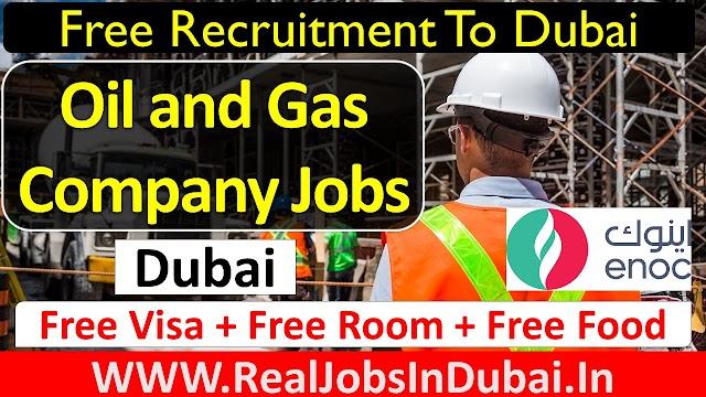 Emirates National Oil Company Hiring Staff In Dubai