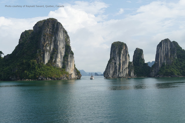 Halong Bay - A must see of Vietnam tourism
