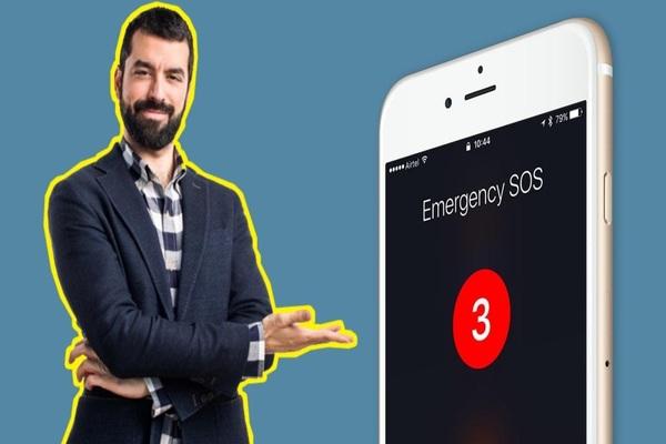 تعرف على خاصية الطوارئ SOS الموجودة في هواتف أيفون و هذا ما ستفيدك به