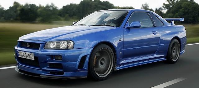 Nissan-Skyline-GTR-34