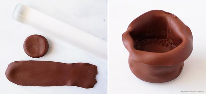 Mandrake Pot Sculpt