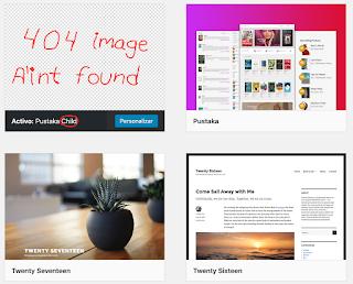 Cómo colocar la portada o screenshot a un tema hijo de Wordpress