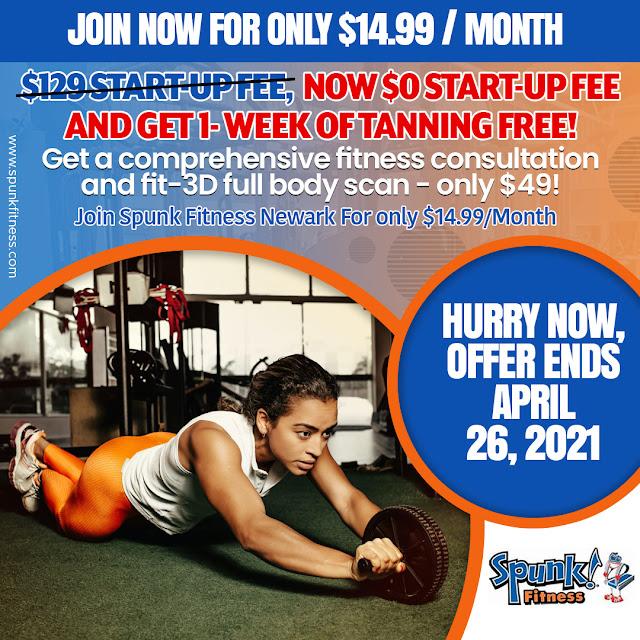 Spunk Fitness Newark Ny