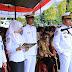 SMK Samudra Nusantara Kukuhkan 34 Perwira Pelayaran Niaga