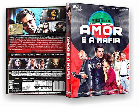 DVD AMOR E A MÁFIA 2019 - ISO