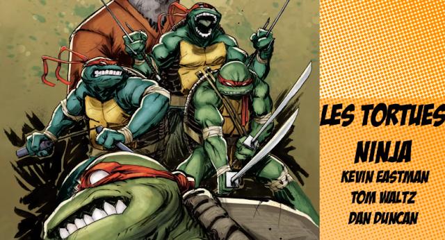 تحميل سلاحف النينجا المجلد 5 من توم فالس download Tortues Ninja – Tome 5