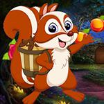 Games4King -  G4K Virtuous Chipmunk Escape Game