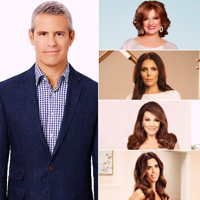 Andy Cohen Reveals The 'Real Housewives' Stars He Wishes Had 'Stuck Around Longer'