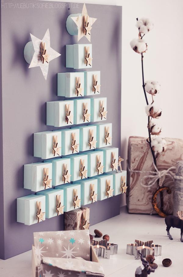 butiksofie oh tannenbaum adventskalender und weihnachtsb ckerei. Black Bedroom Furniture Sets. Home Design Ideas