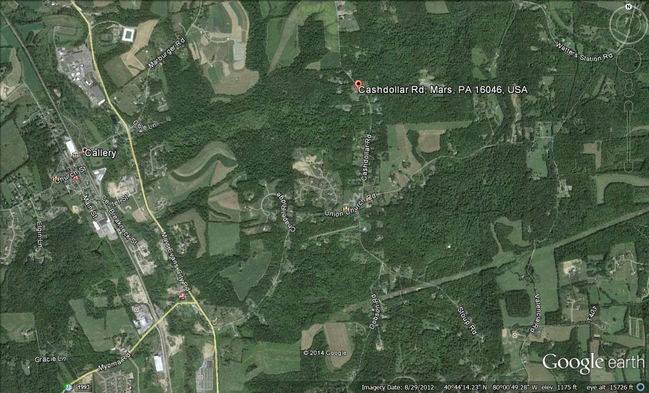 Dark Matters & Mysteries in Western Pennsylvania ,Ohio ,W