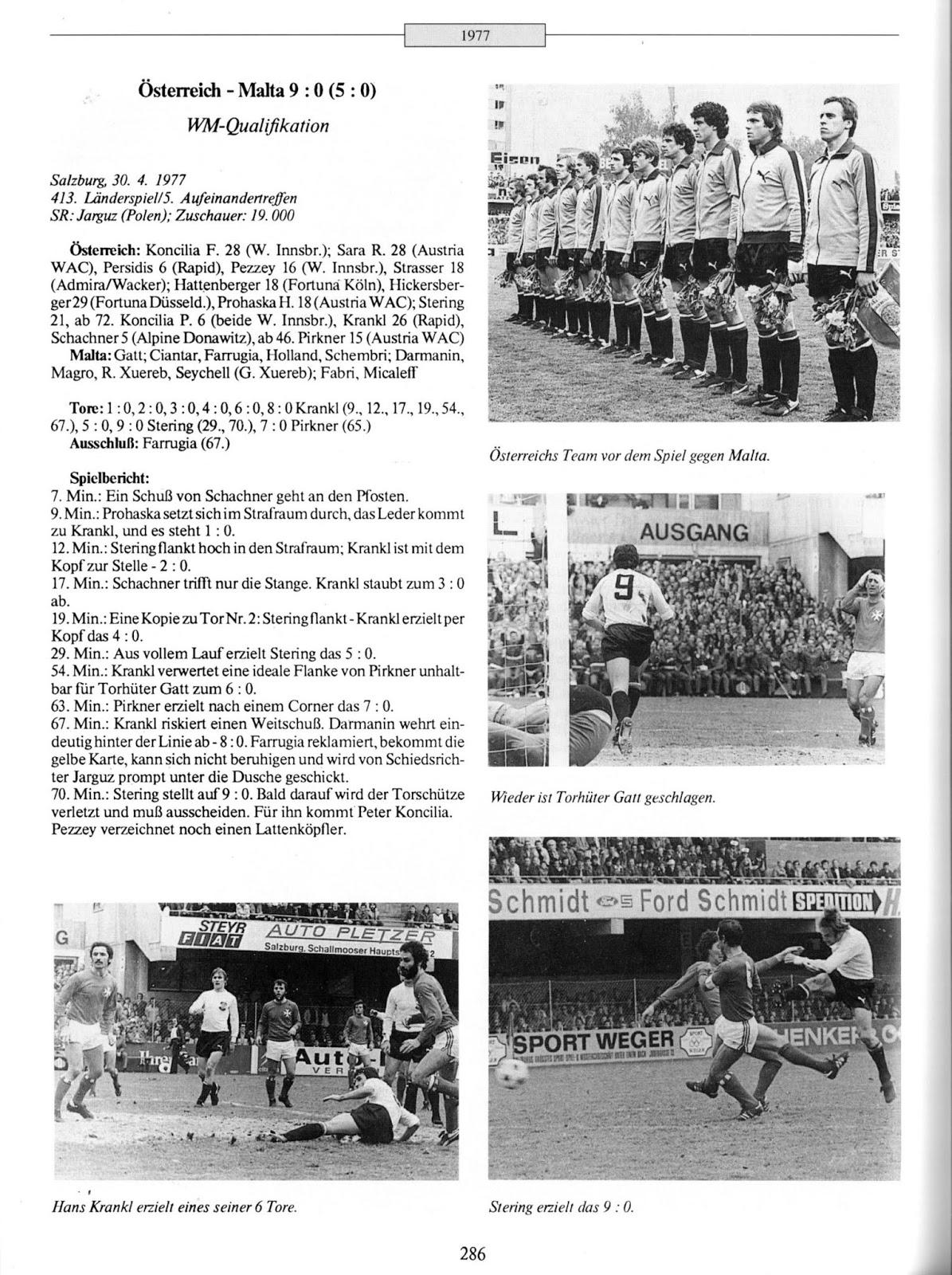 soccer nostalgia international season 1976 77, part 10  fu%c3%83%c2%9fball torwart c 8 #4