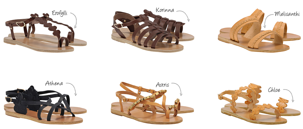 24a9d62f4bb55 favorite things} Ancient Greek Sandals - Ikaria | Closet Fashionista