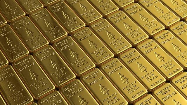 gold investing bullion bars