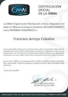 Francisco Arroyo Ceballos