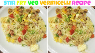How to make Vermicelli Noodles