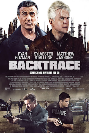 Poster Of Hollywood Film Watch Online Backtrace 2018 Full Movie Download Free Watch Online 300MB