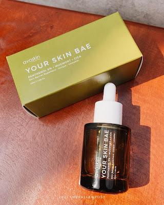 review serum your skin bae panthenol avoskin
