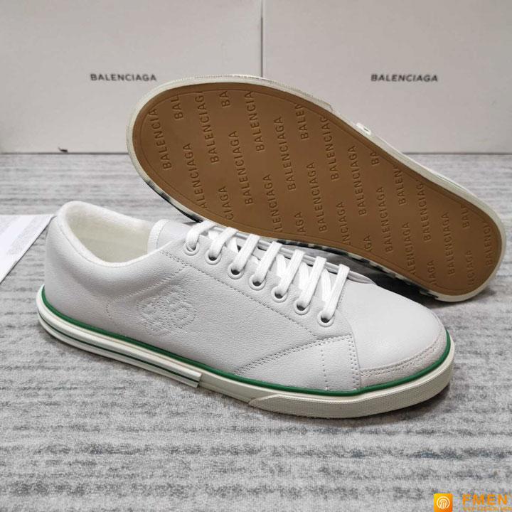 Giày thể thao nam Balenciaga trắng siêu cấp GNB-1004