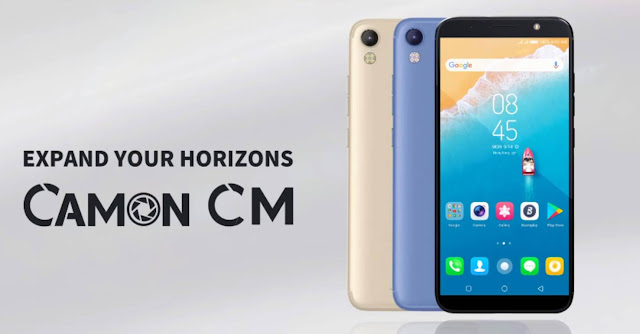 Camon CM Spec | Camon CM Price