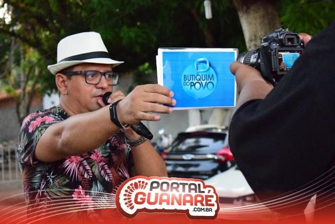 RECUPERAÇÃO - Após livramento, apresentador da Tv Guanaré faz agradecimentos