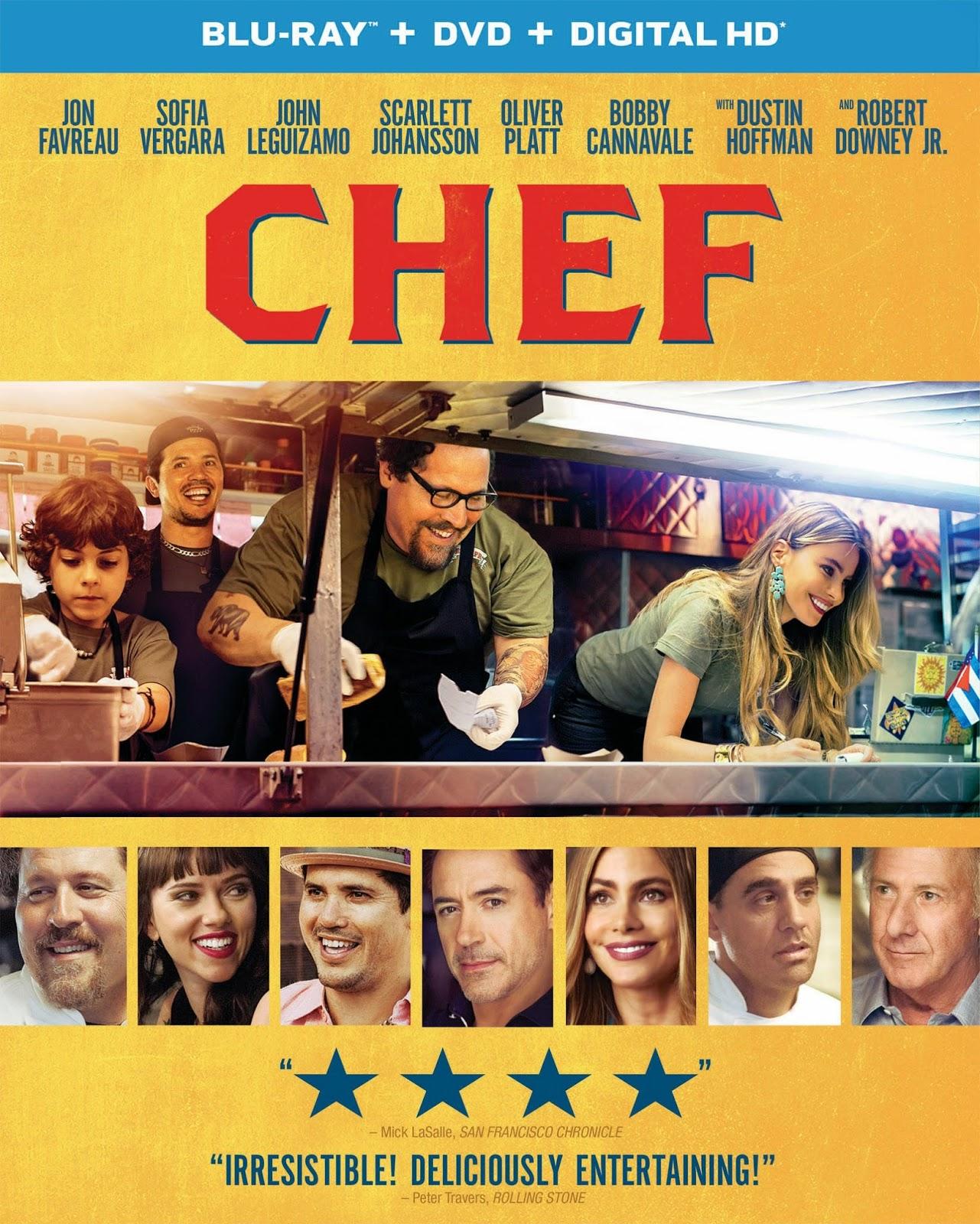Chef (2014) เชฟ [HD]