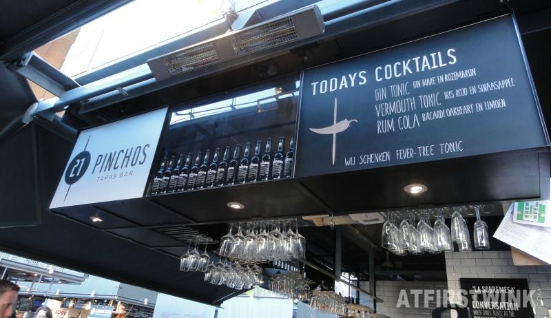 21 pinchos tapas bar markthal rotterdam wine glasses